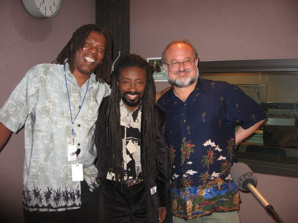 Mark with Robert Irving III and NeilTesser