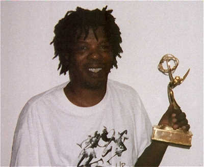mark with the emmy