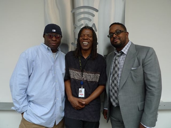 mark with vince wilburn and erin davis