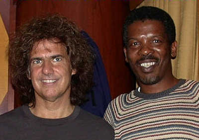 pat metheny and mark